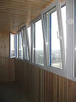 Балконная рама 4500х1400, Imperial