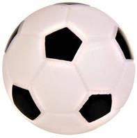Мяч футбольный виниловый с пищалкой, Трикси 343 10 см