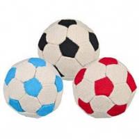 Мяч футбольный 11см, Трикси 3471