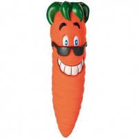 Морковь в очках 20см, Трикси 3398
