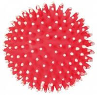Мяч игольчатый винил, Трикси 341 10 см