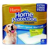 Пеленки супер впитывающие для взрослых собак Home Protection dog Pads XL Hartz