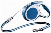 Flexi Vario CORD М – трос 8 м на 20 кг синяя