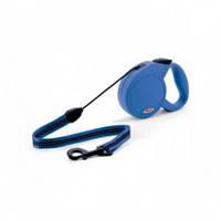 Flexi Classic Long М2 – трос 7 м на 20 кг синяя