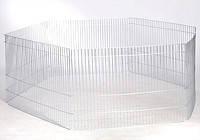 Передвижной мини-вольер для животных, Лори 6 секции 70х50