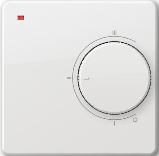 Механический терморегулятор I-WARM LC 001