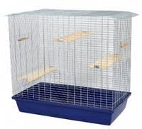 Клетка Лори для грызунов Шиншилла-100 цинк 1080*560*940