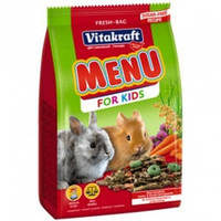Корм для крольчат Menu KIDS, Vitacraft 500 г