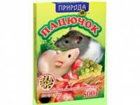 Корм для грызунов Пацючок 500гр. Природа