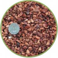 Грунт розовый кварцит 10кг, Nechay Zoo 2-4 мм