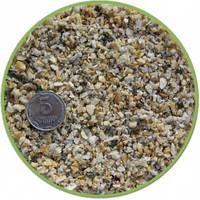 Грунт белый мрамор 10кг,  Nechay Zoo 2-5 мм