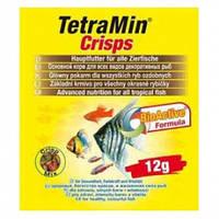 Тetra MIN Crisps для всех видов рыб в чипсах 12 гр