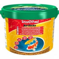 Корм для рыб Tetra Pond Koi St 50л. плавающ.гранулы для карпов 241626