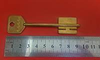 Заготовка ключа СЕНАТ 3
