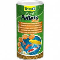 Корм для рыб Tetra Pond Pellets small 1л плавающие 151918