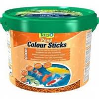 Корм для рыб Tetra Pond color St 10л. плав. гранулы для окраса 705407/187528
