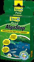 Корм для рыб Tetra Pond AlgoStop 12 кап. для предотв. появл. водор. 3000л 176768