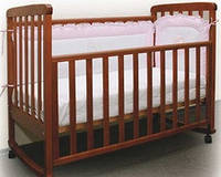 Б/У Кроватка детская Верес Соня ЛД 12 (без ящика), фото 1