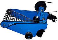 Транспортерная картофелекопалка полтавская (для мототракторов и мотоблоков водяного охлаждения)