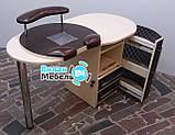 """Маникюрный стол """"Бастион"""" с вытяжкой, фото 7"""