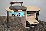 """Маникюрный стол """"Бастион"""" с вытяжкой, фото 4"""