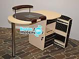 """Маникюрный стол """"Бастион"""" с вытяжкой, фото 8"""