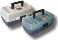 Ящик Aquatech 2 полки Прозрачная крышка