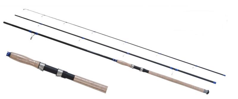 "Удилище ""Whiplash"" Carbon Match Rod 5-25g 4.20m"