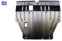 Защита бензобака ZOTYE T600 v-2.0T АКПП/МКПП c 2013 г.