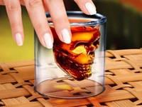 Стакан (чашка) череп DOOMED
