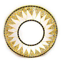 Мозаичное зеркало Солнце