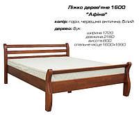 Кровать деревянная Афина 160 см