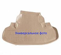 Коврик в багажник Honda CR-V (RM) (12-) полиур. беж. (NORPLAST)