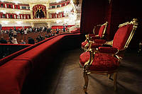 Реставрация театральных кресел в Симферополе