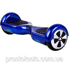 """Гироборд-скутер электрический 6,5"""" Blue Intertool SS-0602"""