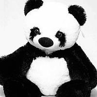 Панда. Мягкая игрушка. Панда плюшевая. Плюшевая панда. Панда в подарок 50см. Подарок. Мягкий подарок.