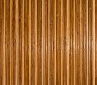 Бамбуковые обои, темные/светлые, нелак. BW137 п.8/8 мм, высота рул.2 м
