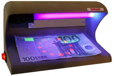DoCash 025 Ультрафиолетовый детектор