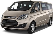 Кенгурятники на Ford Custom (c 2012--)