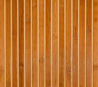 Бамбуковые обои, темные/светлые, нелак. BW137 п.17/5 мм, высота рул.2 м