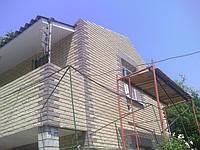 Утепление фасадов термопанелями