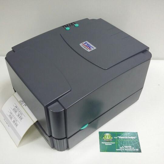 Термотрансферний принтер етикеток TSC TTP-244 Pro