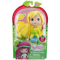 Кукла Шарлотта Земляничка серии Модные прически Лимона (15 см, с ароматом) Strawberry Shortcake