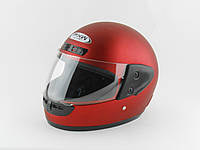 Шлемы для мотоциклов Hel-Met 101 красный мат