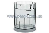 Чаша измельчителя 1000ml для блендера Philips 420303608231