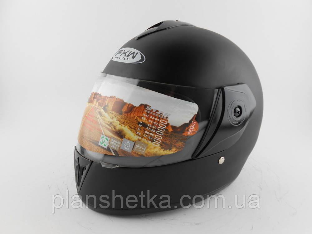 Шлемы для мотоциклов Hel-Met 150 черный мат