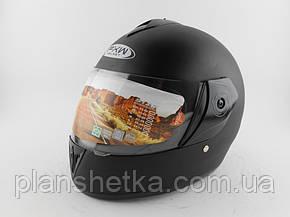 Шлемы для мотоциклов Hel-Met 150 черный мат , фото 2