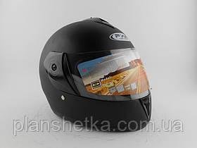Шлемы для мотоциклов Hel-Met 150 черный мат , фото 3