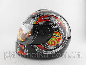 Шлемы для мотоциклов Hel-Met 150 Дракон , фото 2