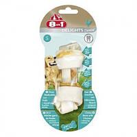 8 in 1 Delights Bone Dental, для чистки зубов от налета, с мясом 20см